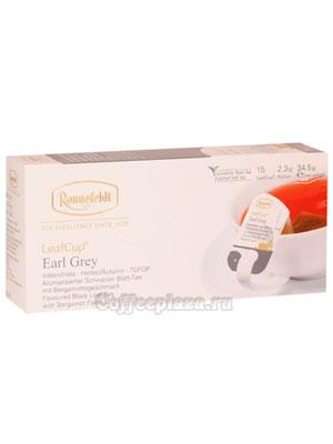 Чай Ronnefeldt Earl Grey/Эрл Грей в сашете (Leaf Cup)