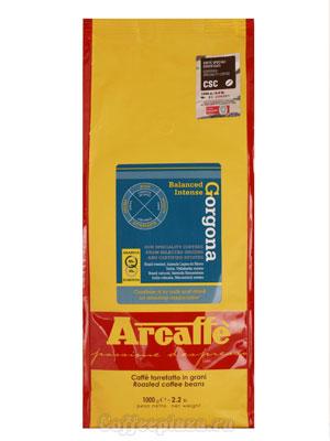 Кофе Arcaffe в зернах Gorgona 1кг