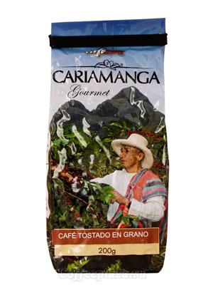 Кофе Cafecom в зернах Cariamanga Gourmet 200 гр