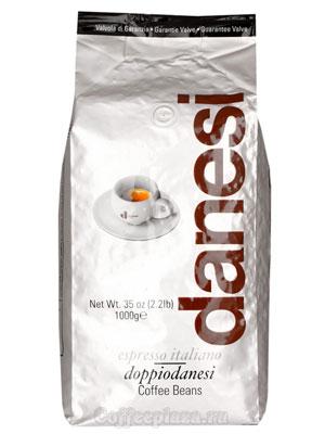 Кофе Danesi в зернах Dopio