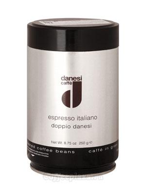 Кофе Danesi в зернах Doppio Danesi 250 гр