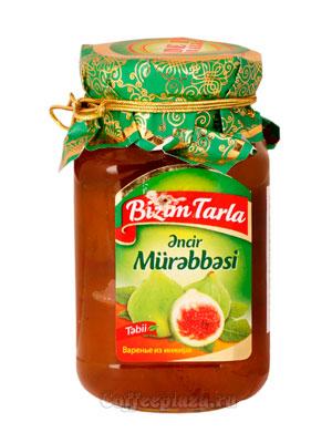 Варенье Bizim Tarla из инжира 400 гр