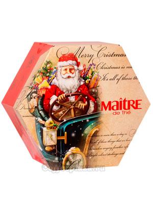 Подарочный набор Maitre Дед мороз 120 гр