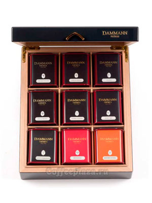 Подарочный чайный набор Dammann Jazz/Джаз
