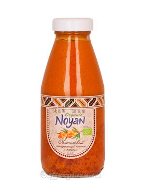 Напиток Noyan Organic облепиховый с мякотью 330 мл