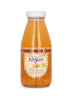 Напиток Noyan Organic абрикосовый с кусочками абрикоса 330 мл