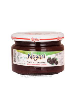 Фруктовое пюре Noyan из ежевики 275 гр