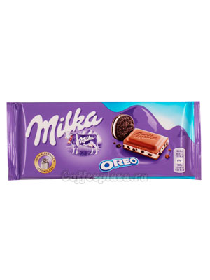 Шоколад Milka Oreo Cookies 100 гр