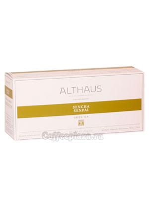 Чай Althaus Sencha Senpai/Сенча Сенпай для чайника 20х4гр