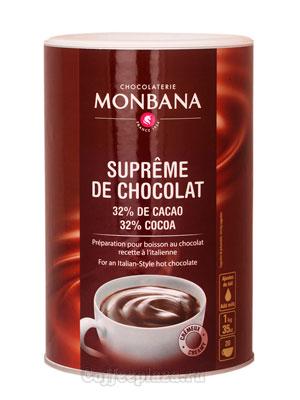 Горячий шоколад Monbana