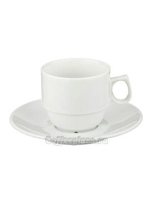 Кофейный набор на 1 персону 2 пр. Евро 150 мл б/у (655-632)
