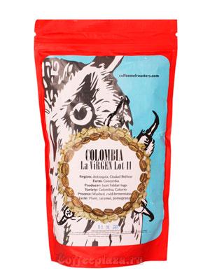 Кофе Owl в зернах Columbia La Virgen 250 гр