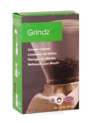 Чистящее средство Urnex Grindz Retail для кофемолки в пак. 3-35 гр