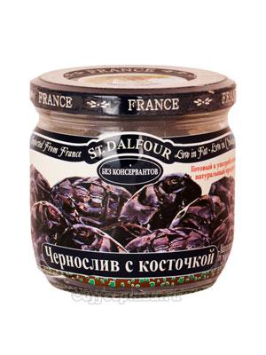 St.Dalfour Чернослив с косточкой 200 гр