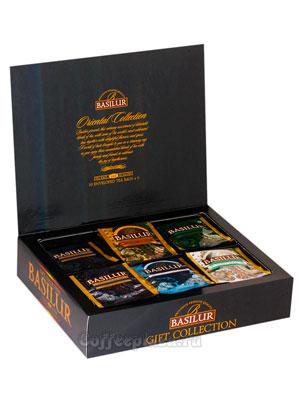 Подарочный набор Basilur Ассорти 60 пакетиков