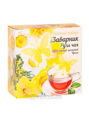 Tipson Чайный набор Бабочка желтая