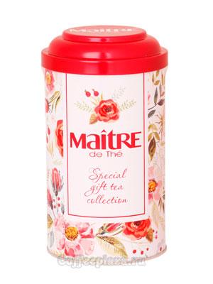 Чай Maitre Rose Sauvage 90 гр ж.б