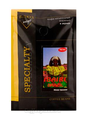 Кофе Brazil Ibairi в зернах 1 кг