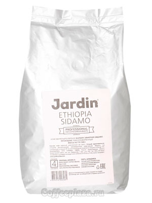 Кофе Jardin в зернах Ethiopia Sidamo Professional 1 кг