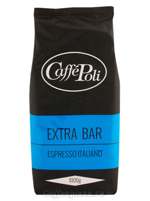 Кофе Poli (Поли) в зернах Extrabar