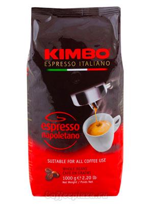 Кофе Kimbo в зернах Espresso Napoletano 1 кг