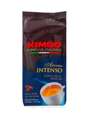 Кофе Kimbo в зернах Aroma Intenso 250 гр