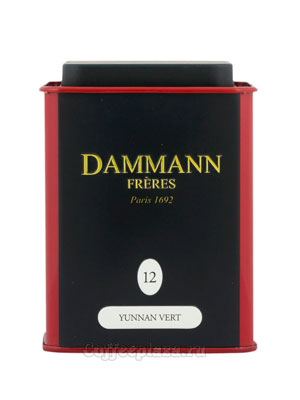 Чай Dammann Зеленый Юннань 100 гр