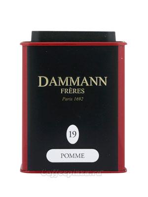 Чай Dammann Яблочный 100 гр
