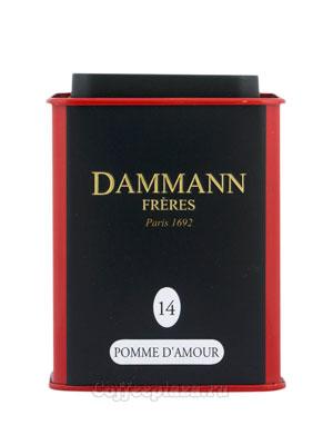 Чай Dammann Яблоко любви 100 гр