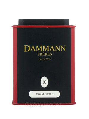 Чай Dammann Ассам GFOP 100 гр