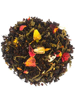 Черно-зеленый чай День Рождения (Феникс)