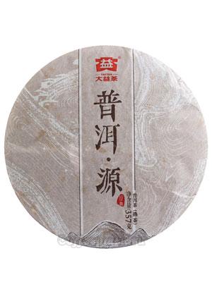 Пуэр Блин Юань 357 гр (шу)