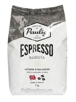 Кофе Paulig в зёрнах Espresso Barista 1кг