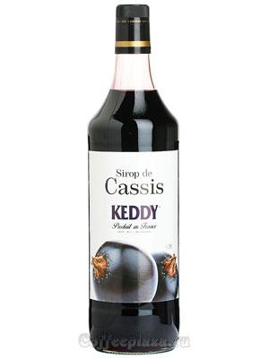 Сироп Keddy Черная смородина 1 л