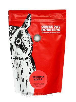 Кофе Owl в зернах Ethiopia Adola 250 гр