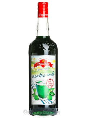 Сироп Eyguebelle Зеленая мята 1л