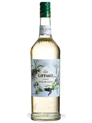 Сироп Giffard Белый тростниковый сахар