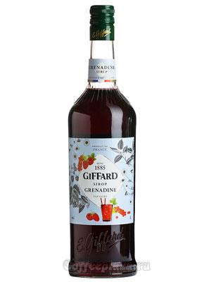 Сироп Giffard (Жиффар) Гренадин