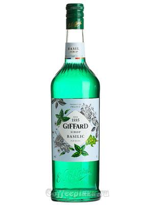 Сироп Giffard Базилик 1 л