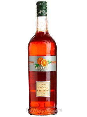 Сироп Giffard (Жиффар) Красный апельсин