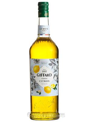 Сироп Giffard (Жиффар) Лимон