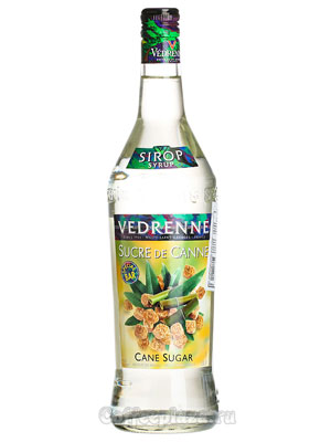 Сироп Vedrenne Сахарный Тростник 1л