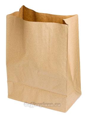 Пакет бумажный Крафт 220-120-290 мм