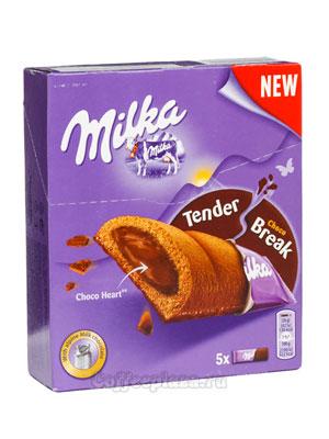 Бисквит Milka Tender Choco Break 130 гр