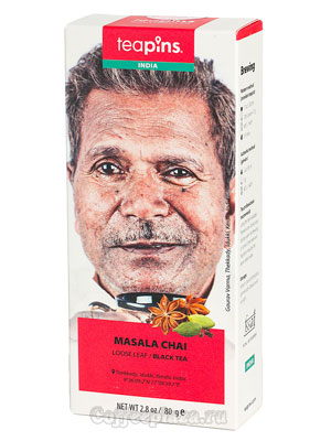 Чай Sense Asia Масала со специями 80 гр