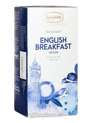 Чай Ronnefeldt English Breakfast/Английский завтрак