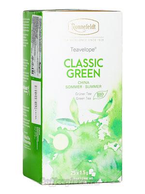 Чай Ronnefeldt Classic Green BIO/Классический Зеленый
