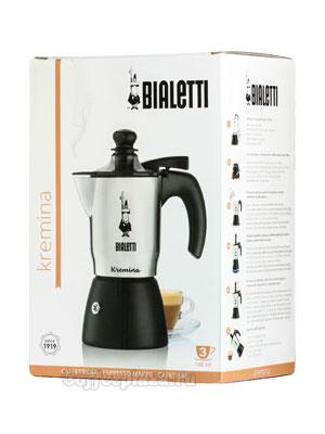 Гейзерная кофеварка Bialetti Kremina на 3 порции 120 мл 5410