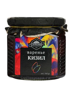 Варенье Гурмения из Кизила 560 гр