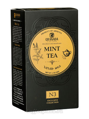 Чай Granada из перечной мяты №3 20 гр